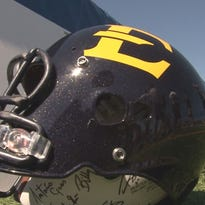 ETSU welcomes Blue and Gold game.