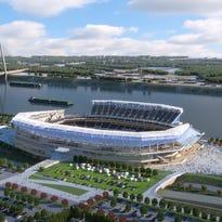 New St. Louis stadium renderings