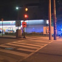 This 7-Eleven on Hawaii Avenue NE in D.C. was robbed by three masked men who may have also robbed a Rhode Island Avenue NE 7-Eleven, say police
