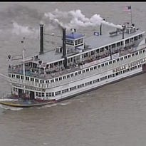 The Belle of Louisville is back and she's ready to cruising the Ohio River once again.