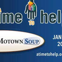 Soup's On for A Time to Help with Motown Soup on January 20