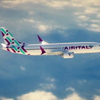 Air Italy: 'New' airline looks to push out Alitalia
