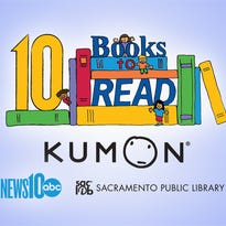 """Kumon, the Sacramento Public Library and News10 have come together to bring you """"10 Books to Read."""" Following are the selections for December 2014."""