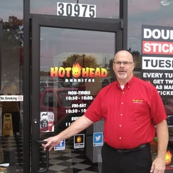 Dave Kauscher is the new restaurant's owner operator.