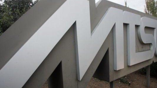 MTSU sign
