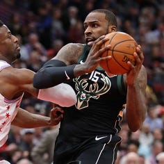 Shabazz Muhammad working on deal to compete for Bucks roster spot