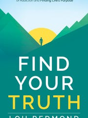"""Lou Redmond of Nutley has self-published """"Find Your Truth."""""""