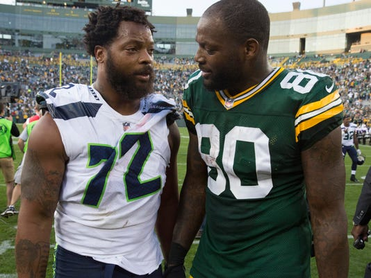 USP NFL: SEATTLE SEAHAWKS AT GREEN BAY PACKERS S FBN USA WI