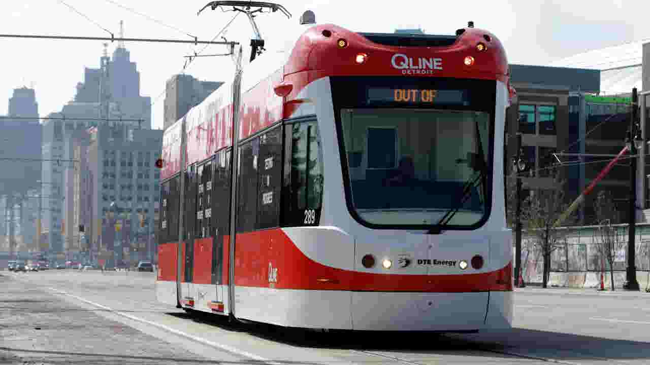 Qline Detroit Cost To Ride Schedule And Route Map