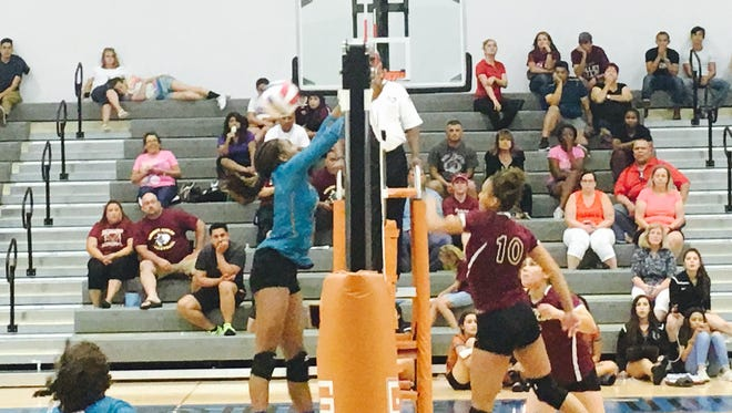 Andress defeated Pebble Hills on the road Tuesday night.