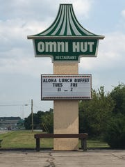 The Omni Hut in Smyrna, a beloved restaurant that closed after 58 years in business, served Polynesian fare.