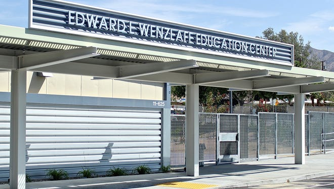 Palm Springs Unified School District recently opened a new parent center on the Edward Wenzlaff Education Center campus in Desert Hot Springs.
