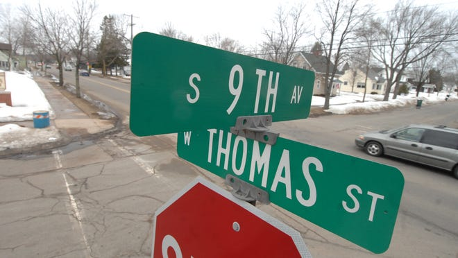 A group of residents is arguing that even a scaled back Thomas Street expansion is misguided. Daily Herald Media file photo