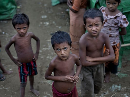 Myanmar AP