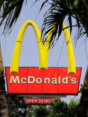 9. McDonald's: 345employees.