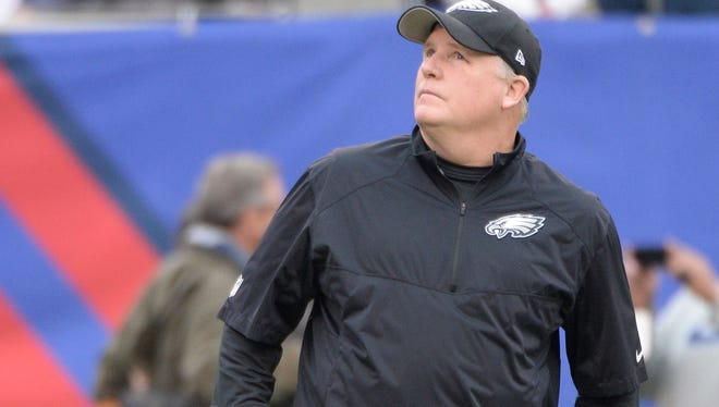 Eagles coach Chip Kelly gained control of the player personnel department on Friday.