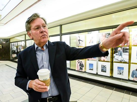 Developer Don Sinex discusses the future of the Burlington