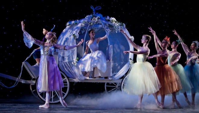 "Ballet Etudes presents its 31st annual production of ""The Nutcracker."""