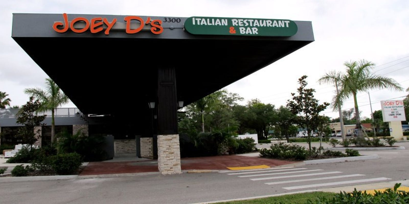 Joey D S Nabs A Slice Of Marco Island Realty