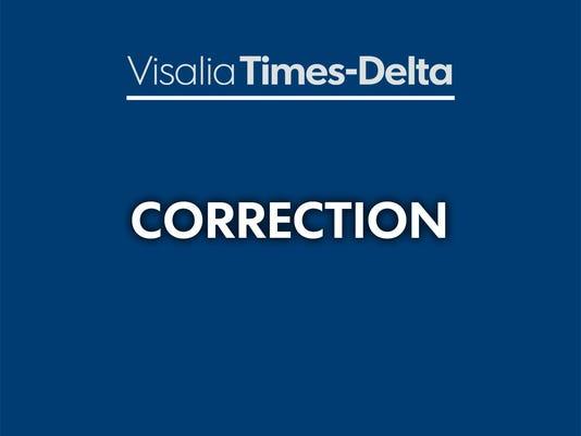 vtd correction