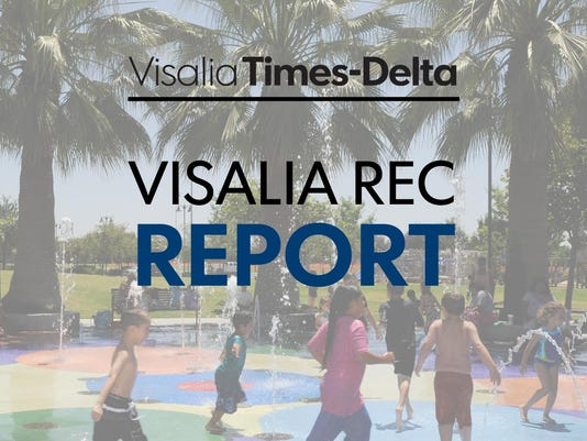 visalia rec report