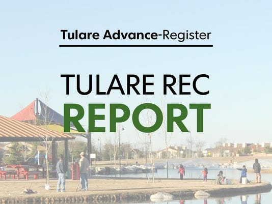 tulare rec report