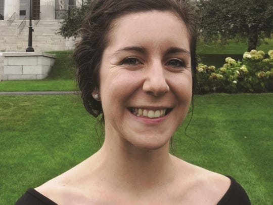 Kati Gallagher, now finishing a master's degree at UVM, went from being a canvasser to working for VPIRG as a lobbyist in Montpelier. She is co-author of this article.
