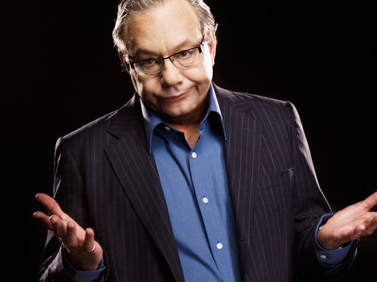 Lewis Black's 'The Joke's On Us' tour comes to Paramount Hudson Valley, Sept. 27, 2018.