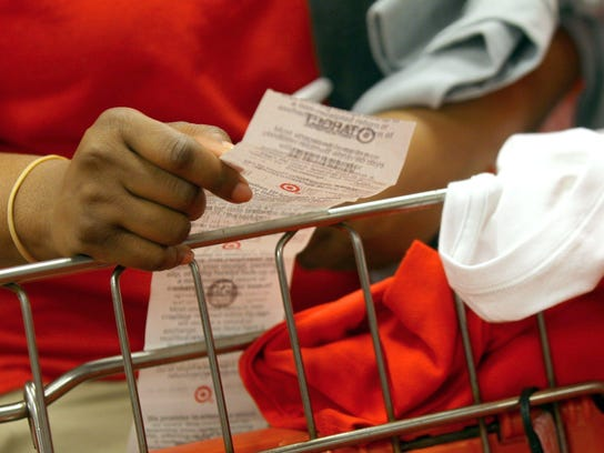 Bargainista receipts