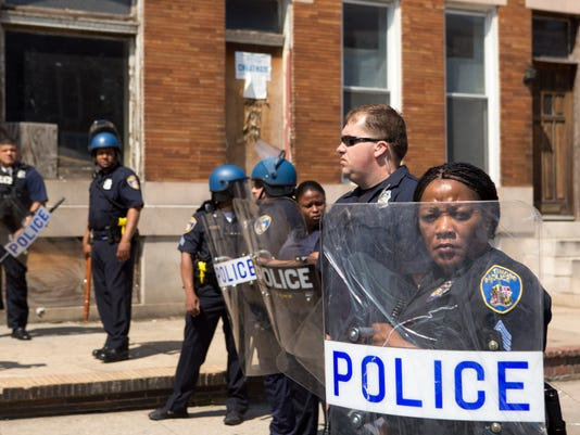 Tensions Flare In Baltimore After Confusion Over Gun Possession Arrest