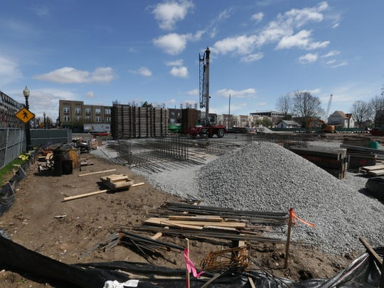 Ritz Charles owner Chuck Lazzara is building Monon
