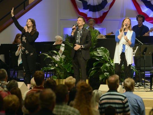 Mega-churches thrive 4