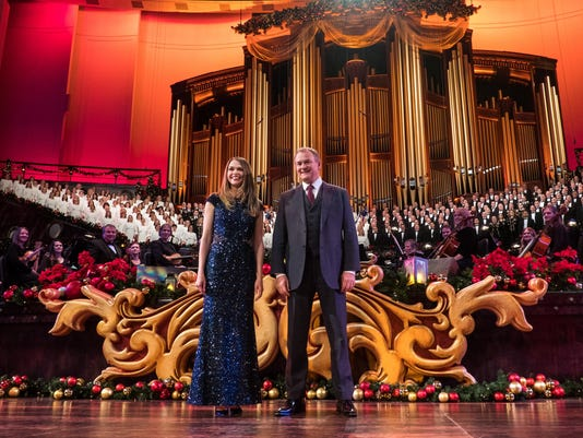 Lds Christmas Concert.Christmas With The Mormon Tabernacle Choir Airs Monday