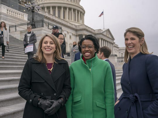 Katie Hill,Lauren Underwood,Lori Trahan