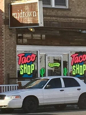 Midtown Tacos occupies the South Virginia Street space that once housed Midtown Eats (now around the corner on Cheney Street).