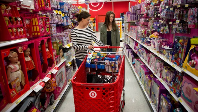 The Target Black Friday ad has been released.
