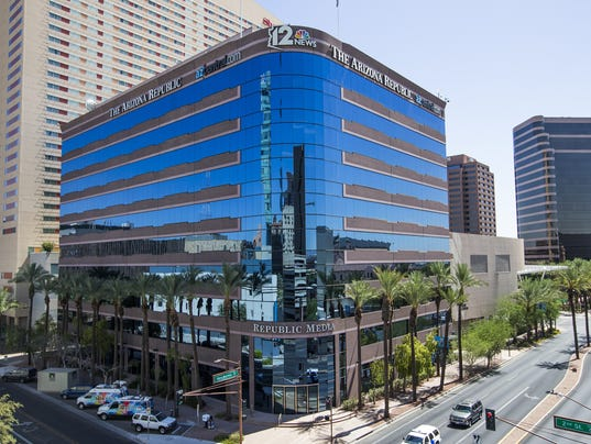 Republic To Sell Downtown Phoenix Building Parking Garage
