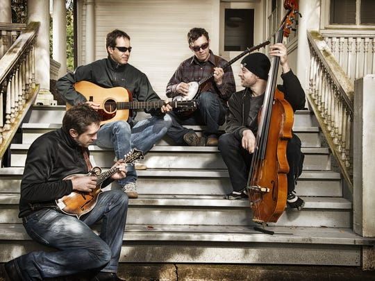 Yonder Mountain String Band will headline a free show at the Canton Labor Day Festival on Sept. 4.