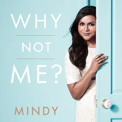 Mindy Kaling promoted her new book Saturday at BookCon.
