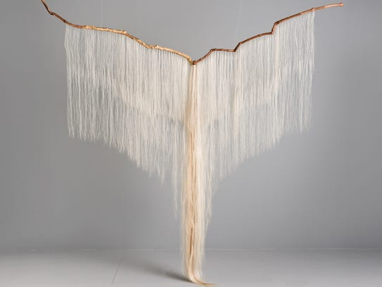 Millicent Young is a sculptor working with natural