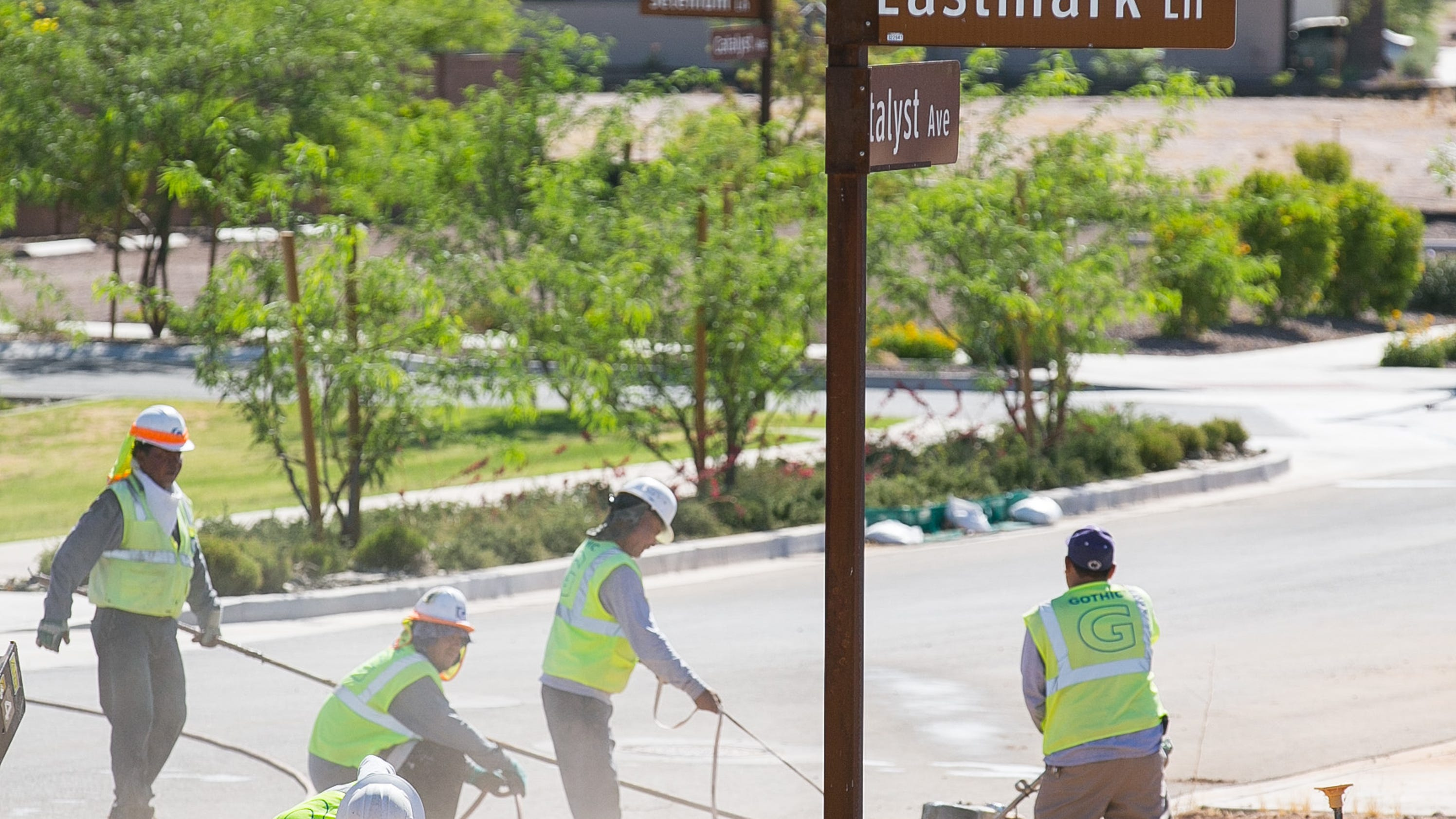 mesa's eastmark, a 'city within a city,' gaining traction
