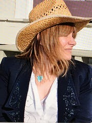 Alt-country/Americana songstress Mary Battiata and her band Little Pink perform at 8 p.m. Saturday at Blue Tavern.