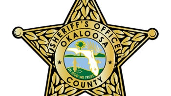 Okaloosa County Sheriff's Office investigating body of an unidentified male that washed ashore early Sunday morning by the Eglin beach club west of Destin.
