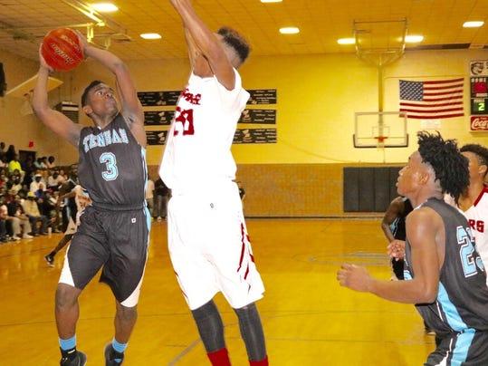 Tensas 1A LHSAA basketball