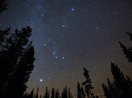 Dark Skies State Parks