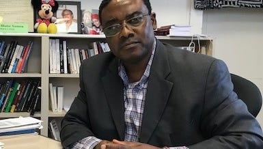 Dr. Jean-Blaise Samou