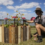 Gallery | Art aims to 'connect' city to river