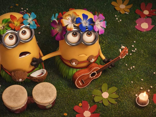 """The Minions return in """"Despicable Me 3."""""""