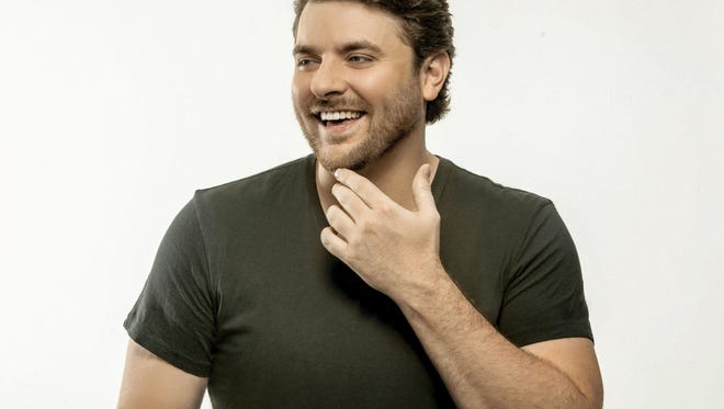 Chris Young was the 2006 winner of 'Nashville Star.'