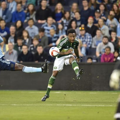 Timbers' Nagbe on match with Vancouver